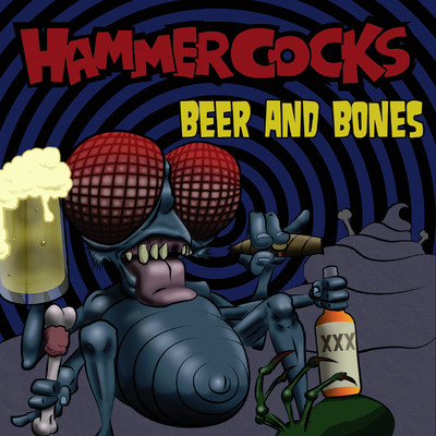 Beer and bones cd