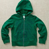 Diesel Satix Zip Up Hoodie, 12yr, Green