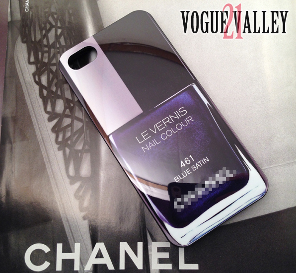 Chanel Nail Polish Phone Case Iphone 5 - Creative Touch