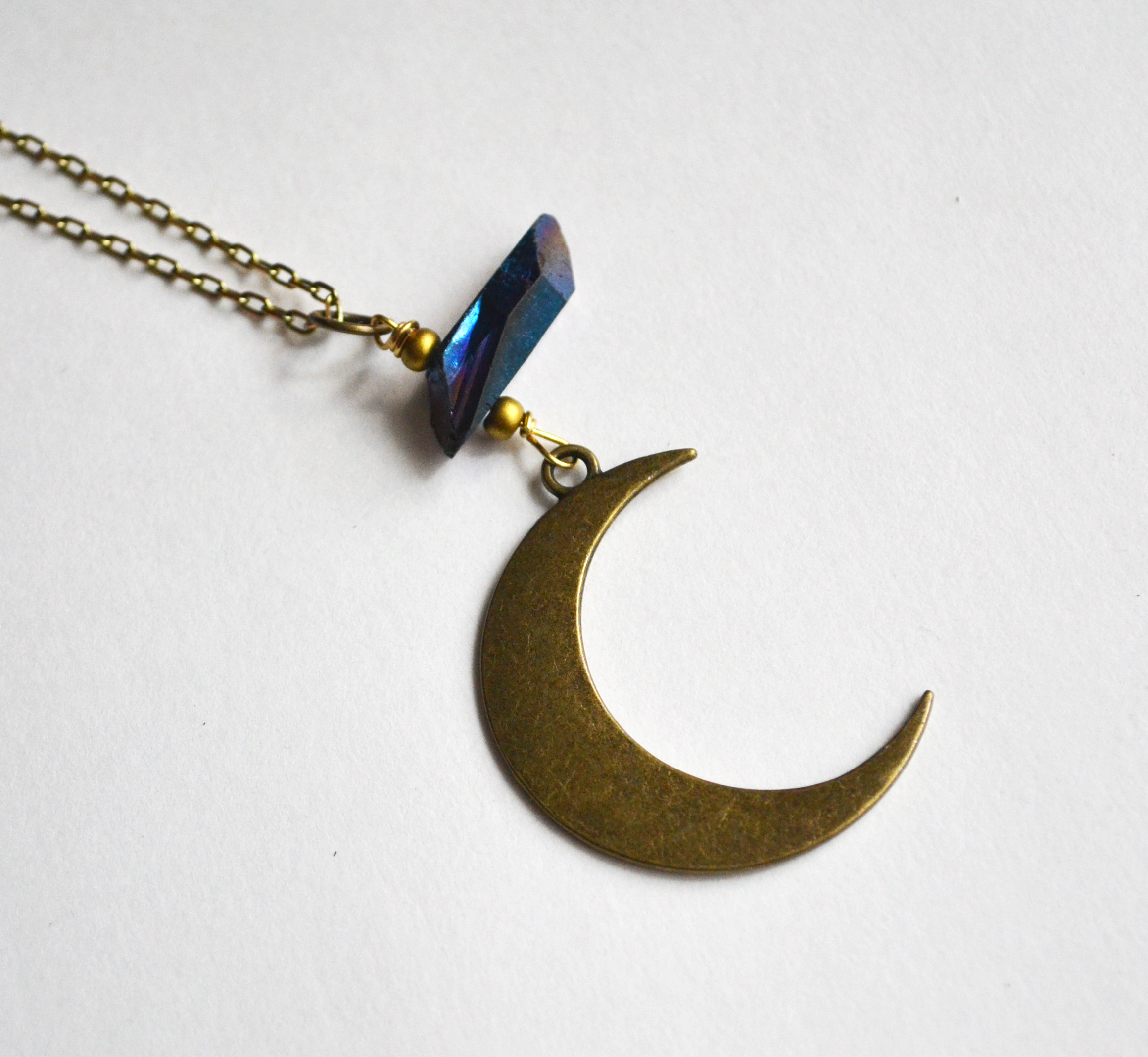 moon madewell prdovr necklaces pdp half layering necklace pendant jsp jewelry category enlarge halfmoon