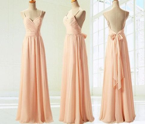 Champagne bridesmaid dresses off shoulder bridesmaid for Wedding dress shops in ma