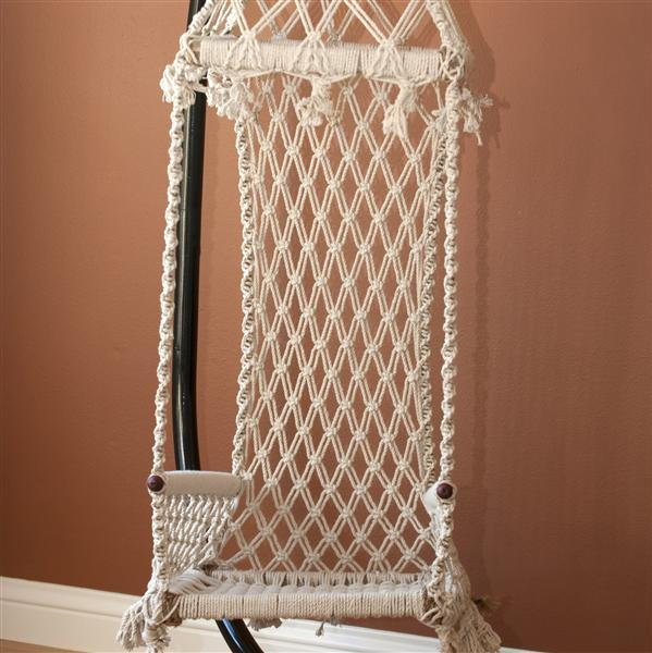 Queen Hanging Chair By HANDS · Timeless Treasures · Online Store Powered By  Storenvy