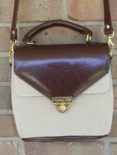 French Vanilla Purse.
