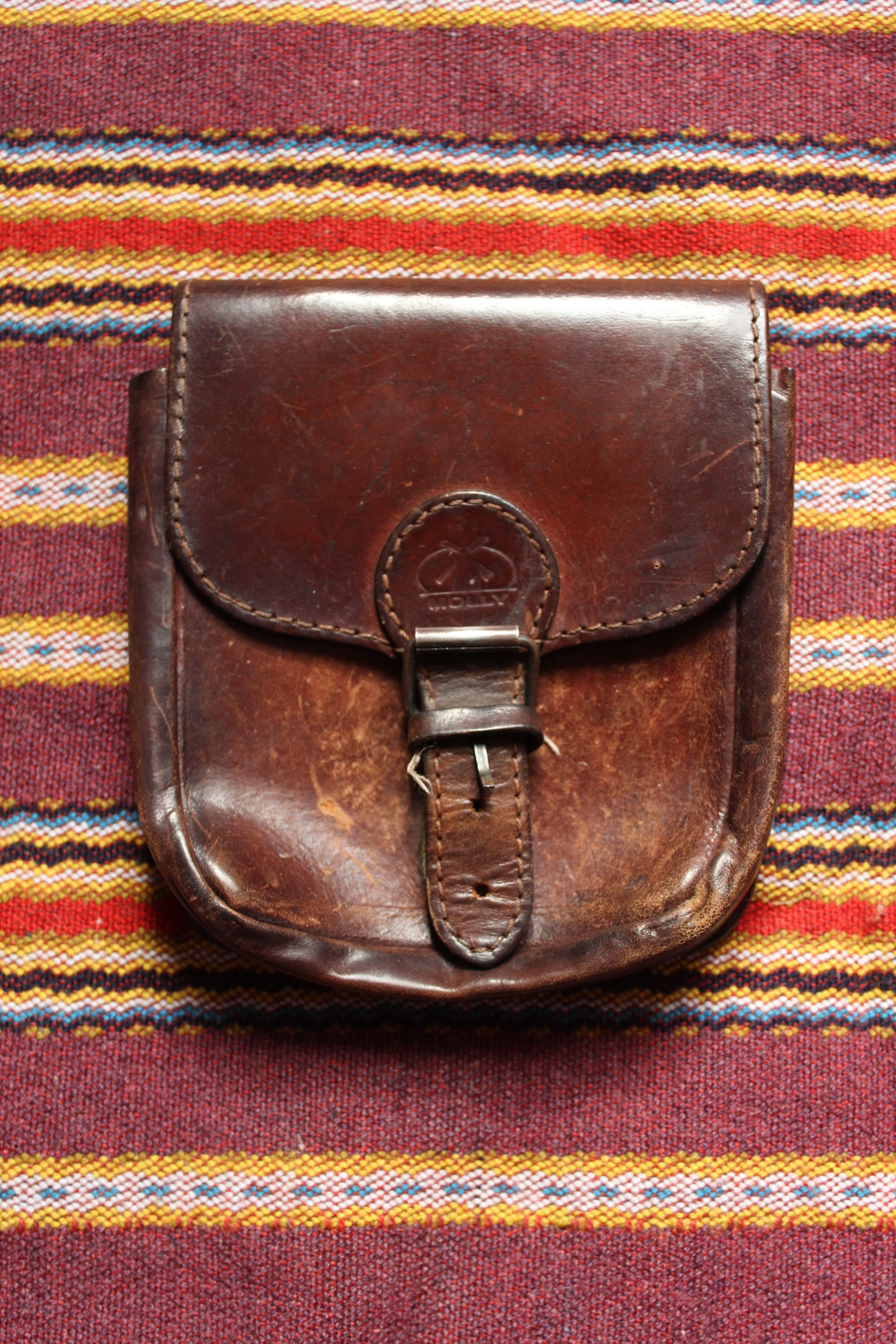 Vintage Leather Belt Bag · TILDA FONDY · Online Store Powered by ...