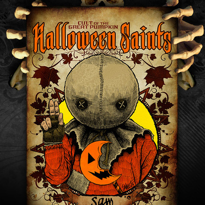 Art Prints: HALLOWEEN · ShopSinister.com · Online Store Powered by ...