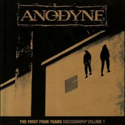 Anodyne the first four years: discography volume i [cd]