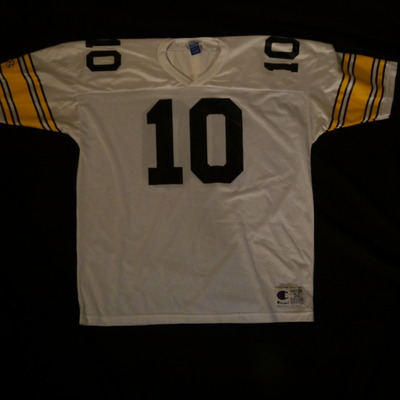 Champion kordell stewart pittsburgh steelers football jersey size 52