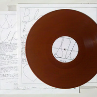 Black Kites / Swallowed Up split LP (brown) - Thumbnail 3