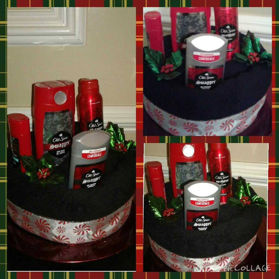 old spice towel cake for men · tonia's basket faze · online store