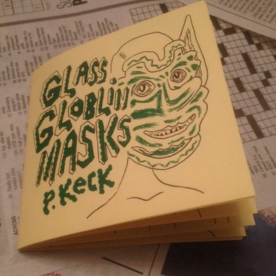 Glass globlin masks