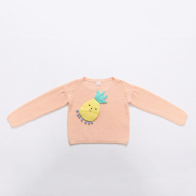 Lilla the pineapple sweater