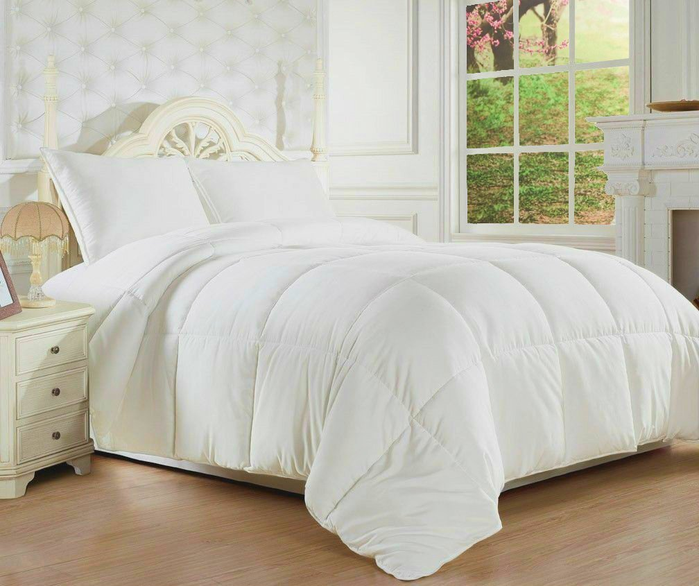 nautica alternative comforter reversible down king