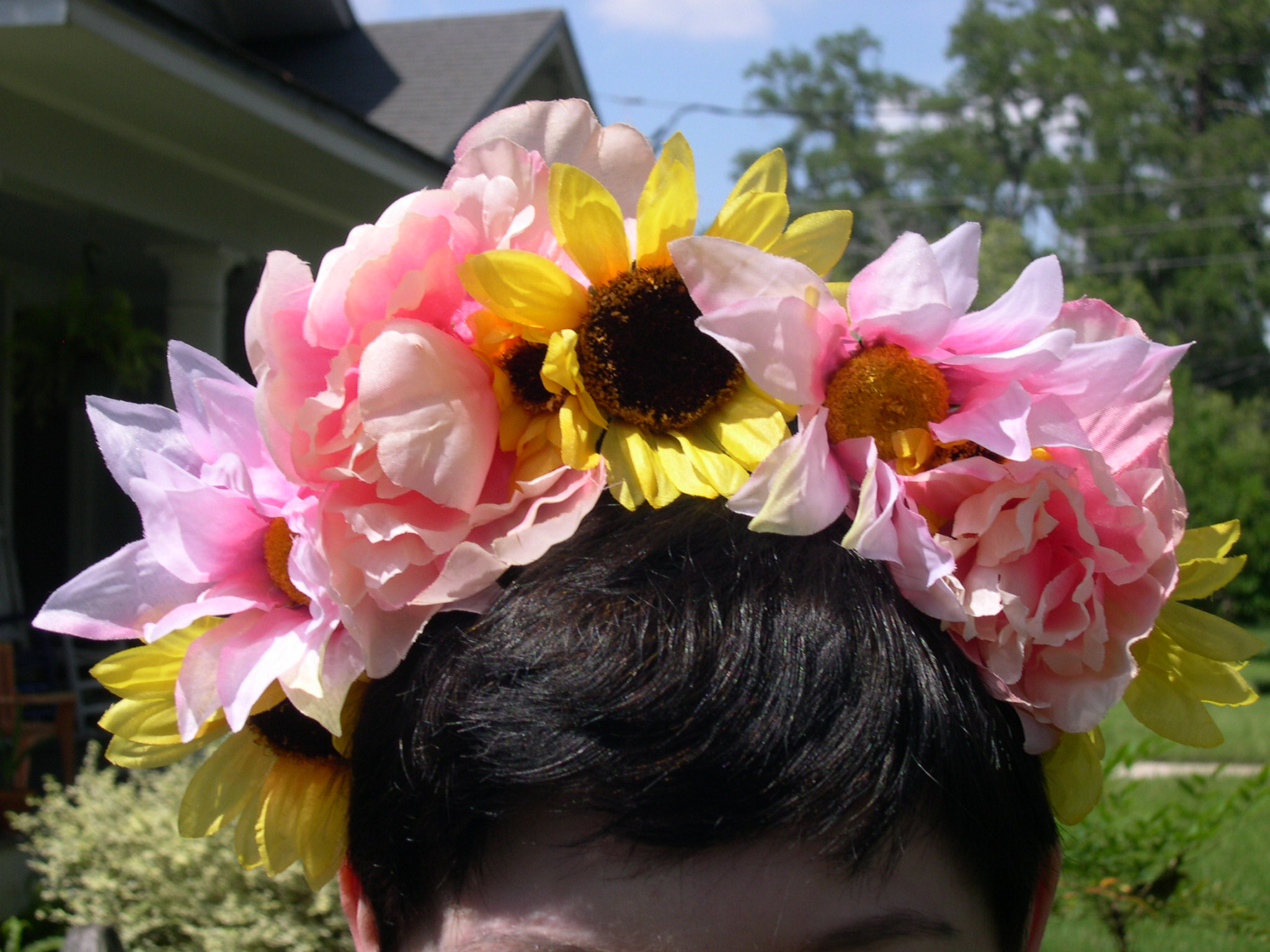 Baby Baphotique Summertime Flower Crown Online Store Powered By