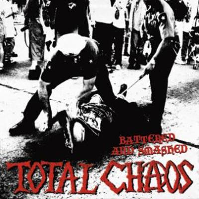"Total chaos: ""battered and smashed"" deluxe splatter/heavy vinyl (import)"