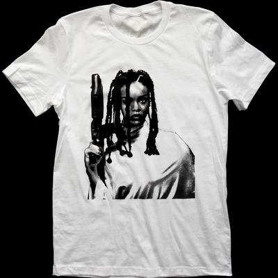 princess riri - star wars t-shirt by american anarchy brand