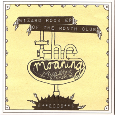 Bathroom acoustics ep by the moaning myrtles