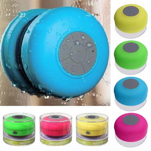 Portable Mini Waterproof Wireless Bluetooth Speaker On