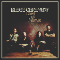 Blood Ceremony - Lord of Misrule (red vinyl)
