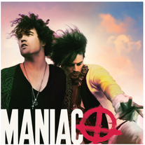"Maniac-Extended Play ""Limited Edition"" Vinyl EP"