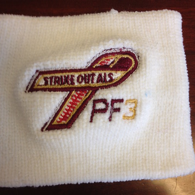 Strike out als pf3 wristband - team package