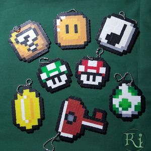 Mario theme (keychain)