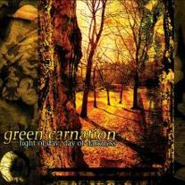 Green Carnation - Light of Day, Day of Darkness (black vinyl)
