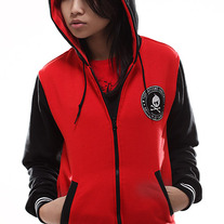 Hoodie_plainrhythm_redblack_medium