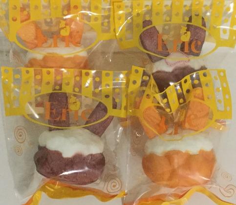 Bunny Cream Puff Squishy : Eric Bunny Cream Puff Squishy on Storenvy