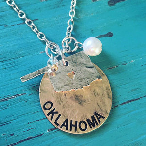 Oklahoma Necklace
