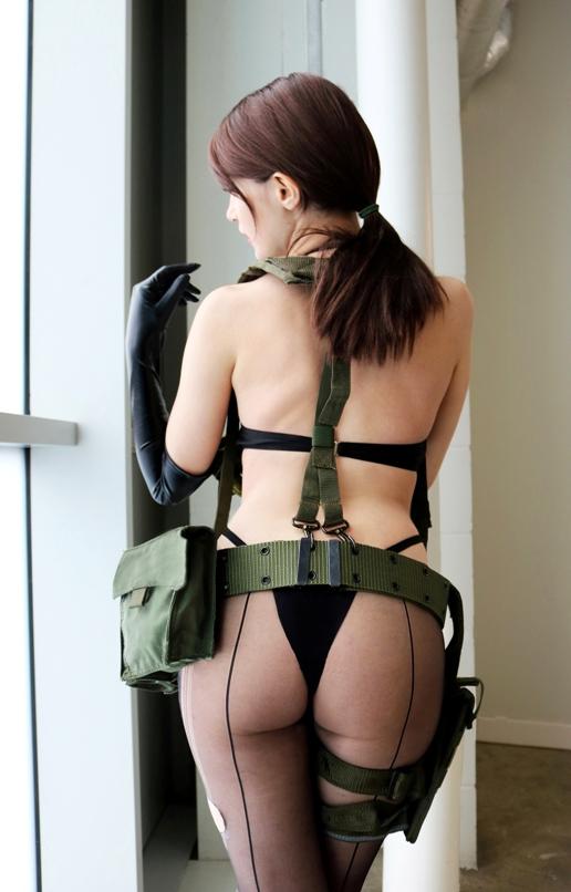Quiet Metal Gear Cosplay