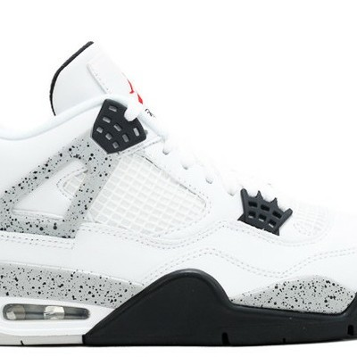 Jordan 4 iv 2016 cement nike air 840606-192