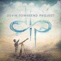 Devin Townsend Project - Sky Blue (light blue vinyl + CD)