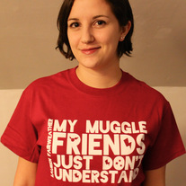 My Muggle Friends Just Don't Understand Shirt