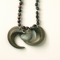 Triple Seed Necklace