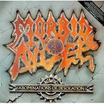 Morbid Angel - Abominations Of Desolation (black vinyl)