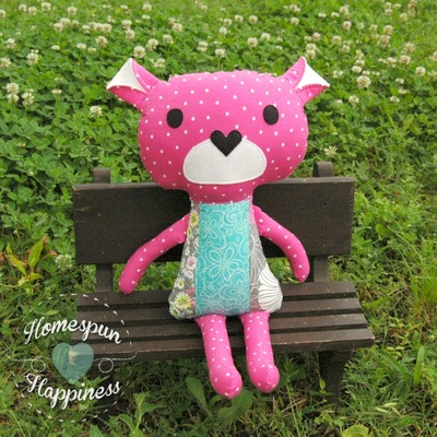 Patchy bear - flora