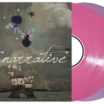 Self-Titled Limited Edition Colored Vinyl