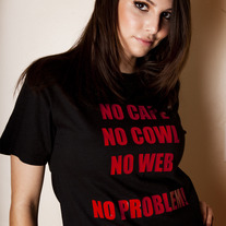 No Capes... No Problem T-shirt