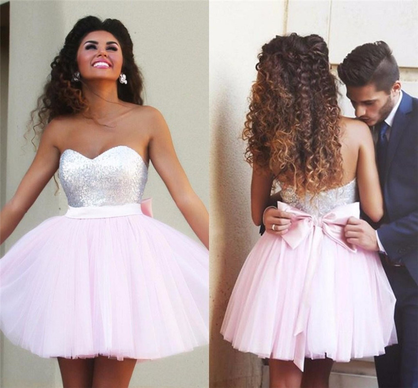 Short Homecoming Dresses