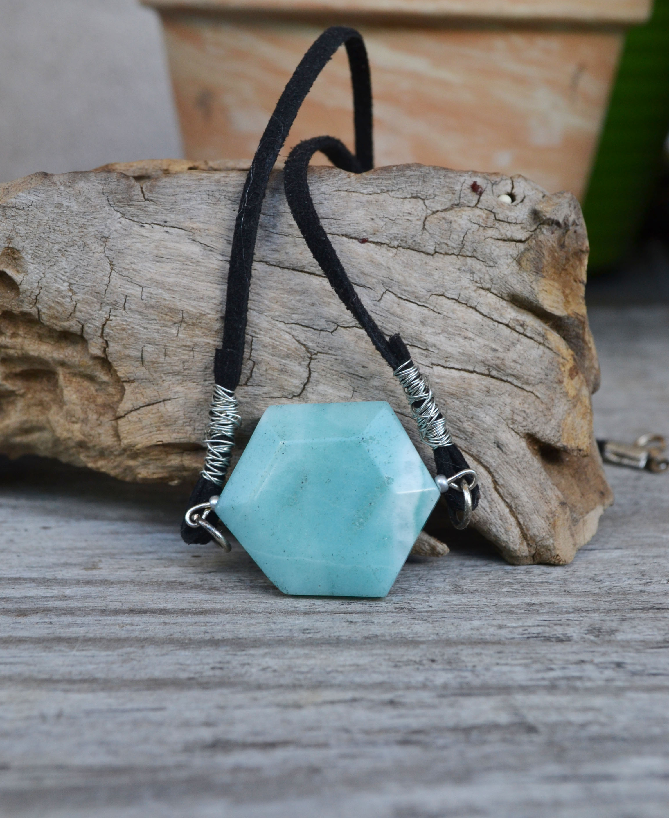 necklace product glitters fine amazonite jewelry