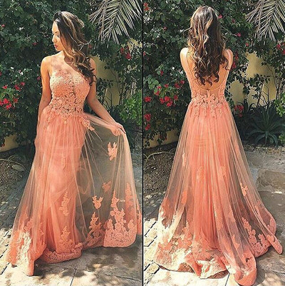 Real Prom Dresses
