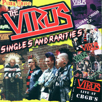 The Virus - Singles & Rarities CD medium photo