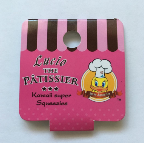 Lucio the Patissier Tags ? Squishy Smiles ? Online Store Powered by Storenvy