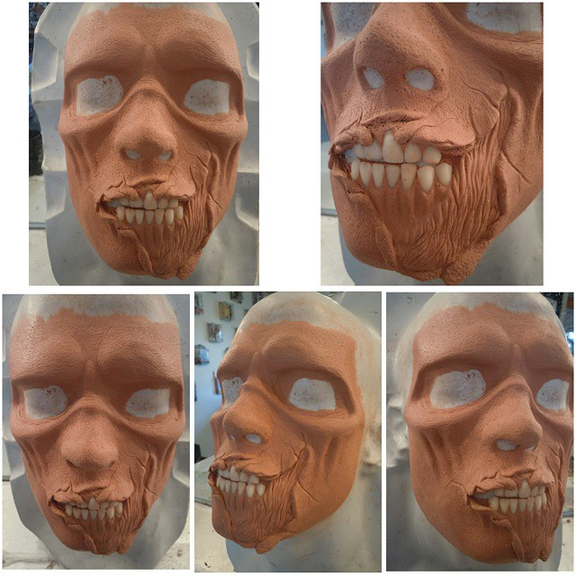 foam latex prothesis Foam latex is a lightweight, soft form of latex which is used in masks and facial prosthetics to change a person's outward appearance the wizard of oz was one of the first films to make extensive use of foam latex prosthetics in the 1930s.