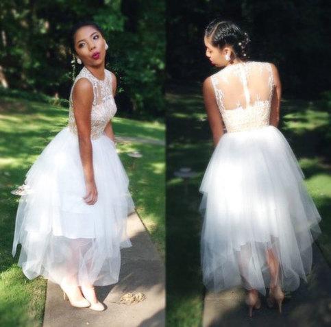 sweetheart white prom dressesshort homecoming dresses