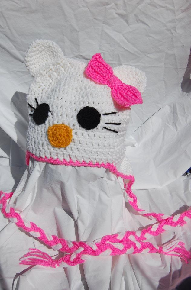 Hello Kitty Hat Snow Panda Designs Online Store Powered By Storenvy
