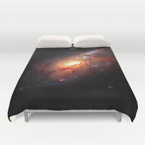Stellar Duvet Galaxy Duvet Universe Duvet For All Sizes