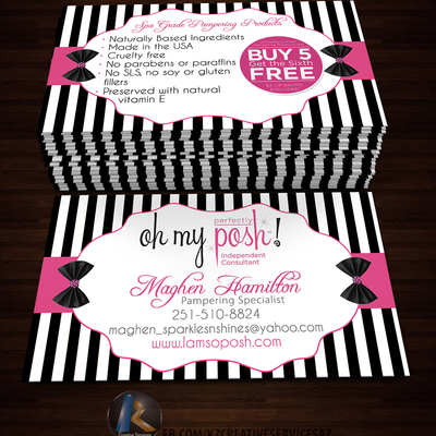 Perfectly posh business cards 12 kz creative services online perfectly posh business cards 12 kz creative services online store powered by storenvy reheart Image collections