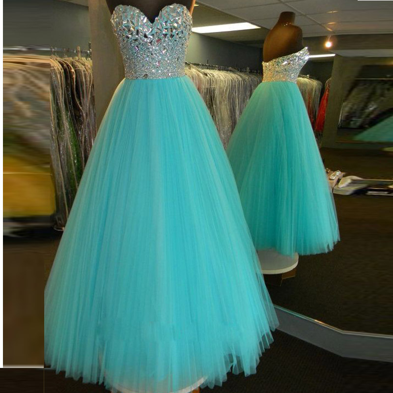 Birthday Party Dress Quinceanera Dresses Prom Dress Prom Dresses ...