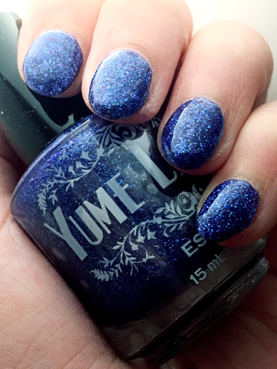 Hex - Ghost Type Pokemon Inspired Indie Nail Polish · Yume Lacquer ...